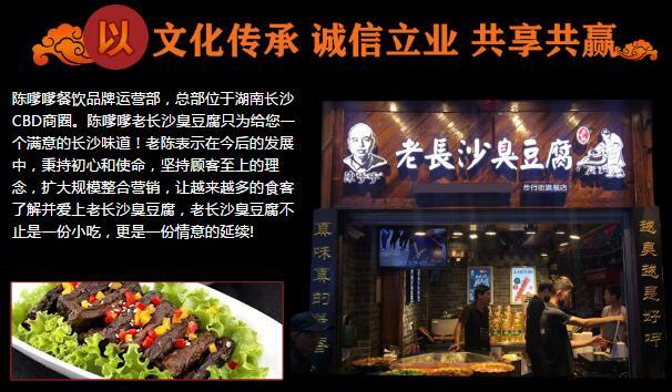 陈嗲嗲老长沙臭豆腐 精心研究的佳品